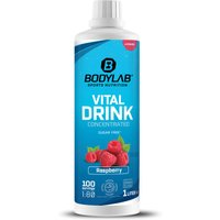Bodylab24 Vital Drink Concentrated - 1000ml - Himbeere