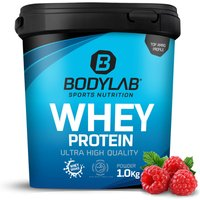 Bodylab24 Whey Protein - 1000g - Himbeer-Joghurt