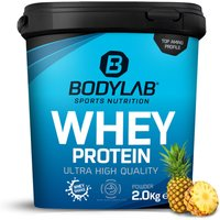 Bodylab24 Whey Protein - 2000g - Ananas