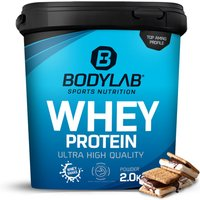Bodylab24 Whey Protein - 2000g - S'mores