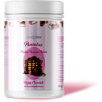 GymQueen Queen Pancakes - 500g - Kiddy Chocolate