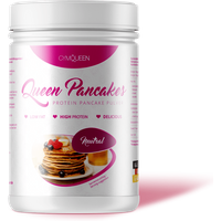 GymQueen Queen Pancakes - 500g - Natural