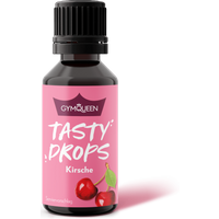 GymQueen Tasty Drops - 30ml - Kirsche