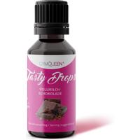 GymQueen Tasty Drops - 30ml - Vollmilchschokolade