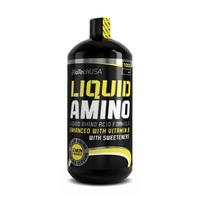 BioTech USA Liquid Amino - 1000ml - Orange