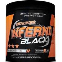 Stacker2 Inferno Black - 300g - Fruit Punch Fury