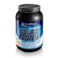 IronMaxx Rice Protein Pulver Neutral 900g
