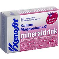 Xenofit Kalium, Magnesium + Vitamin C (20x5,7g)