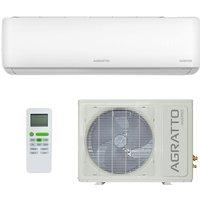Ar Condicionado Split Hw Inverter Eco Agratto 18000 Btus Frio 220V Monofasico EICS18FR402
