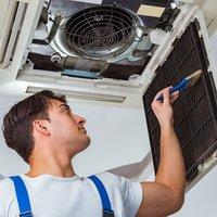 Limpeza de Ar Condicionado Cassete Inverter 33000 a 60000 BTU/s
