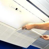 Limpeza de Ar Condicionado Piso Teto 33000 a 60000 BTU/s