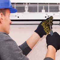 Instalação De Ar Condicionado Tri Split Inverter 2x12000+1x18000 Btus