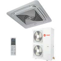 Ar Condicionado Split Cassete Inverter Trane 52000 Btus Quente/frio 220V Monofasico 4MXC6560G1000AA