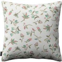 Kinga Cushion Cover Multicolour Small Flowers On Light Background