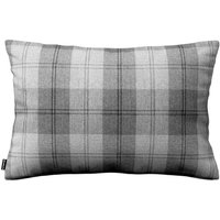 Kinga Cushion Cover 60x40cm Grey Tartan