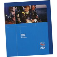 PADI Night Diver Manual - Diver Gifts