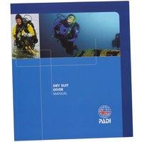 PADI Dry Suit Diver Manual - Diver Gifts