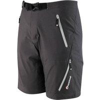 Montane Mens Terra Alpine Shorts - Shadow
