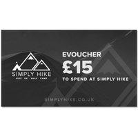 Simply Hike Simply Hike E-Gift Card
