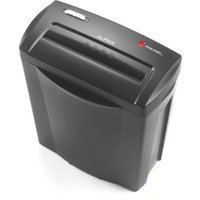 Rexel Alpha Cross-Cut Shredder Black/Silver RM25511