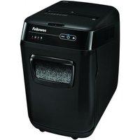 Fellowes Automax 200M Microshred Shredder (200 sheet automatic shredding capacity) 4656401