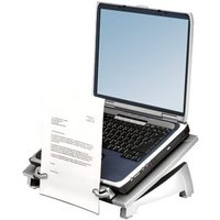 Fellowes Office Suites Laptop Riser Plus Black/Silver 8036701