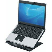 Fellowes Designer Suites Laptop Riser Black 8038401