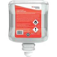 Deb Cutan Foaming Hand Sanitiser Cartridge 1 Litre CFS39H
