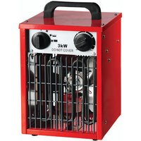 3kW Industrial Fan Heater 42420