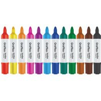 Click to view product details and reviews for Graffico Jumbo Marker Assorted Pack Of 96 6190 96.
