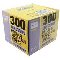 Le Cube Pedal Bin Liner Dispenser (Pack of 300) 0362