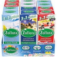 Zoflora 3-in-1 Concentrated Disinfectant 120ml (Pack of 12) 00680