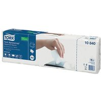 Tork Xpressnap 1-Ply Napkins 4 Fold White (Pack of 1125) 10840