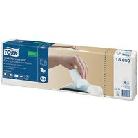 Tork Xpressnap 2-Ply Napkins 2 Fold White (Pack of 1000) 15850