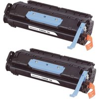 2 Pack - Compatible Canon 106 Toner Cartridge, Black (0264B001AA)