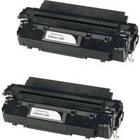 2 Pack - Compatible Canon L50 Toner Cartridge, Black (6812A001AA)