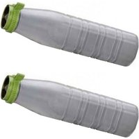 2 Pack - Compatible Canon NP-600 Toner Cartridge, Black (1366A005AA)