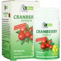 Avitale Vegan Cranberry