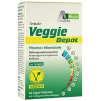 Avitale Veggie Depot Vitamine + Mineralstoffe
