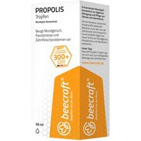 beecraft® Propolis Mundspül-Konzentrat, Tropfen