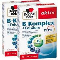 Doppelherz B-Komplex + Folsäure Depot