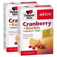 Doppelherz Cranberry + Kürbis