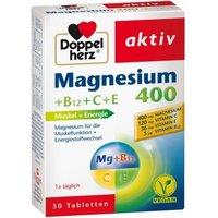 Doppelherz Magnesium mit Vitamin B12, C und E