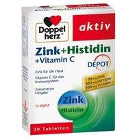 Doppelherz Zink + Histidin Depot