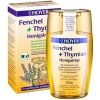 Hoyer Bio Fenchel & Thymian Honigsirup
