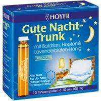 Hoyer Bio Gute Nacht-Trunk
