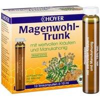 Hoyer Bio Magenwohl-Trunk, Kräutershot