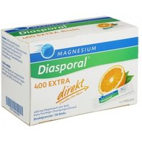 Diasporal Magnesium Direkt 400 Extra, Orange, Granulat
