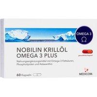 Nobilin Krillöl Omega 3 Plus