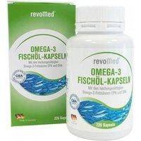 revoMed Omega-3 Fischöl